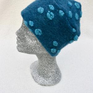 BLEUE FILZ Mütze