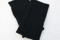 Stulpen PECCI Daumenloch schwarz