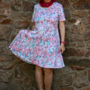 NEON kurz Kleid   129,-